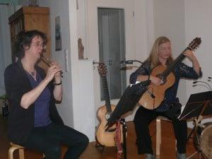 Irische Tunes und klassische Form